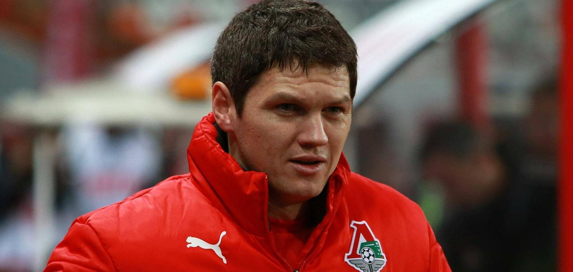 Тарас Михалик в составе 'Локомотива'