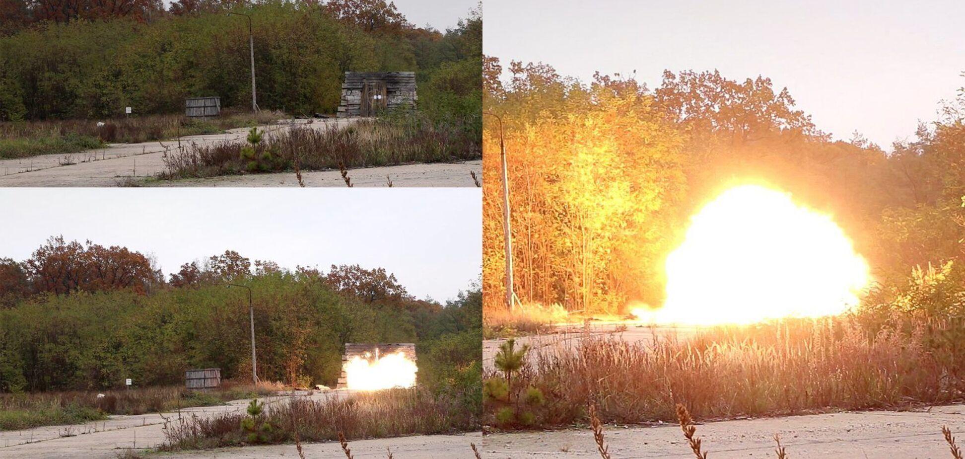 Украинская армия получила большую партию огнеметов