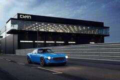 Cyan Racing показал рестомод Volvo P1800 Cyan