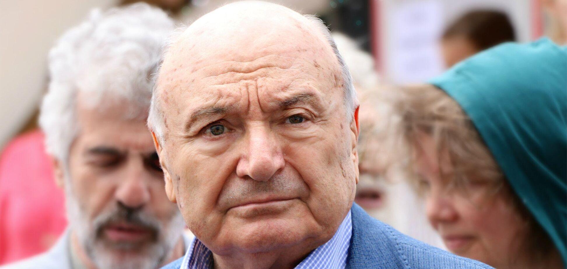 Названо ймовірну причину смерті Михайла Жванецького