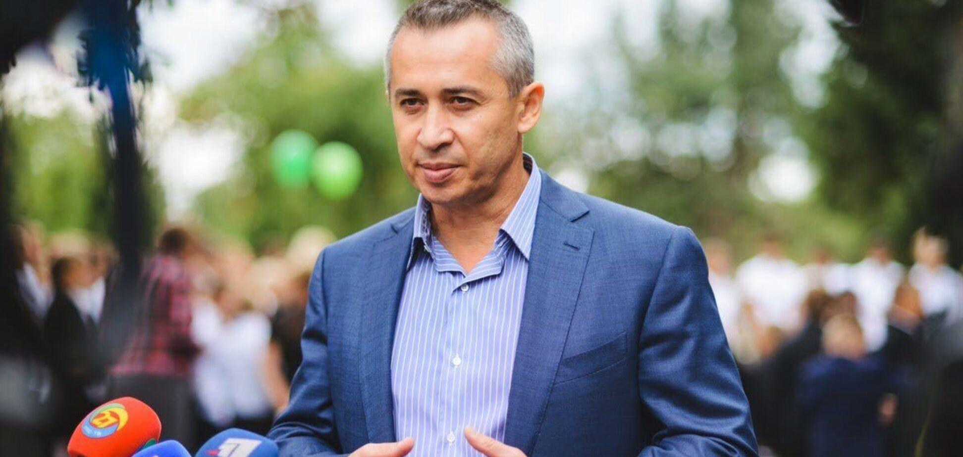В Днепре Загида Краснова подозревают в манипуляциях с голосами избирателей