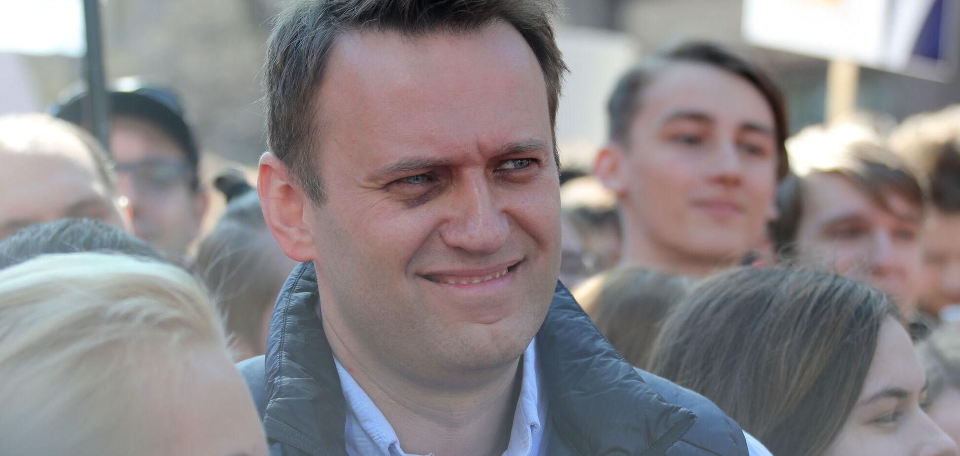 Діагноз Навального 'отруєння' в РФ не підтверджений