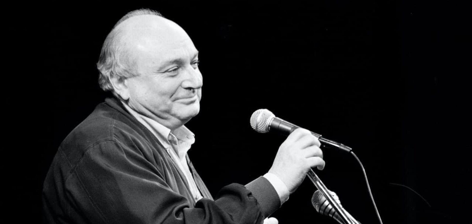 Гуморист Михайло Жванецький помер у віці 86 років