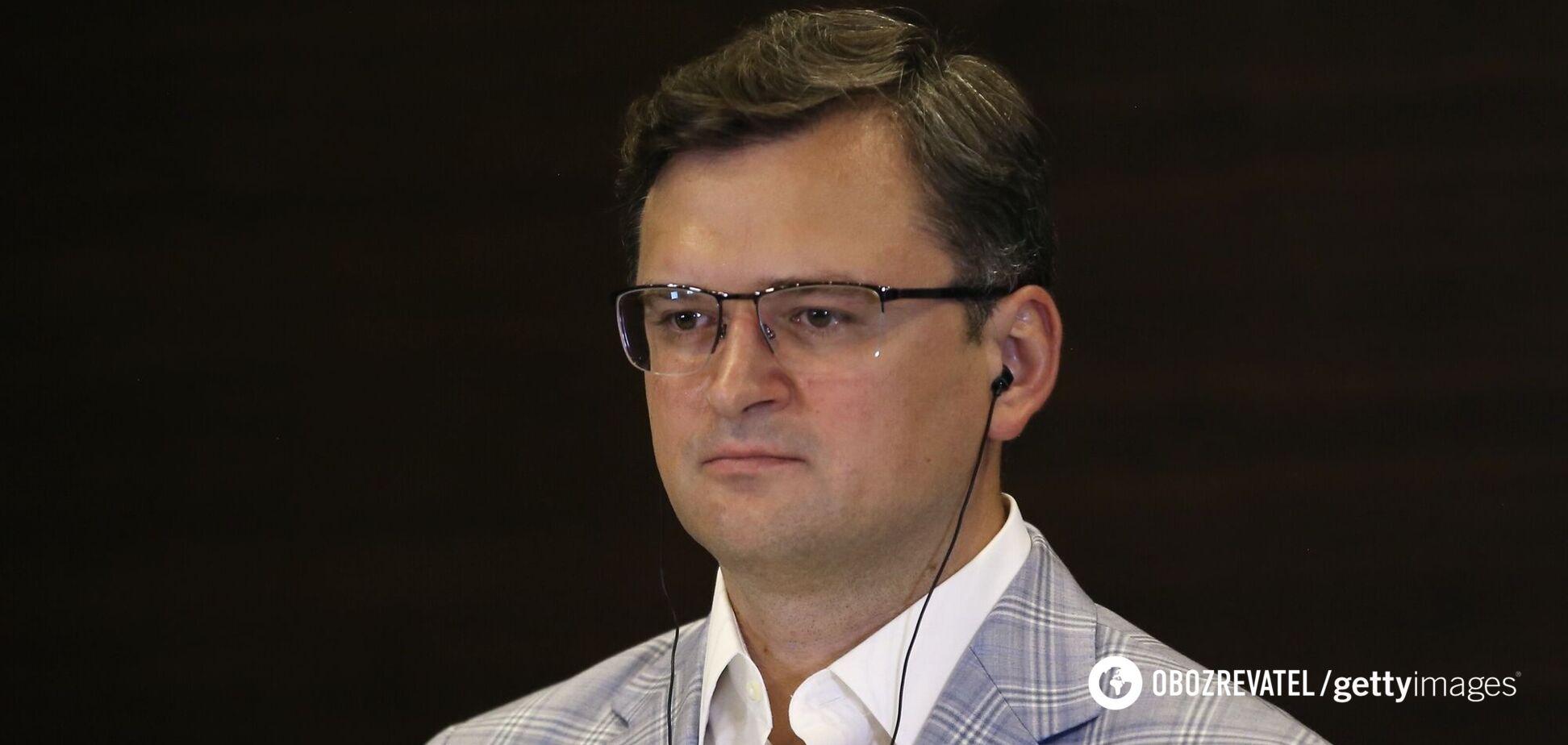 Кулеба поговорив з главою МЗС Угорщини