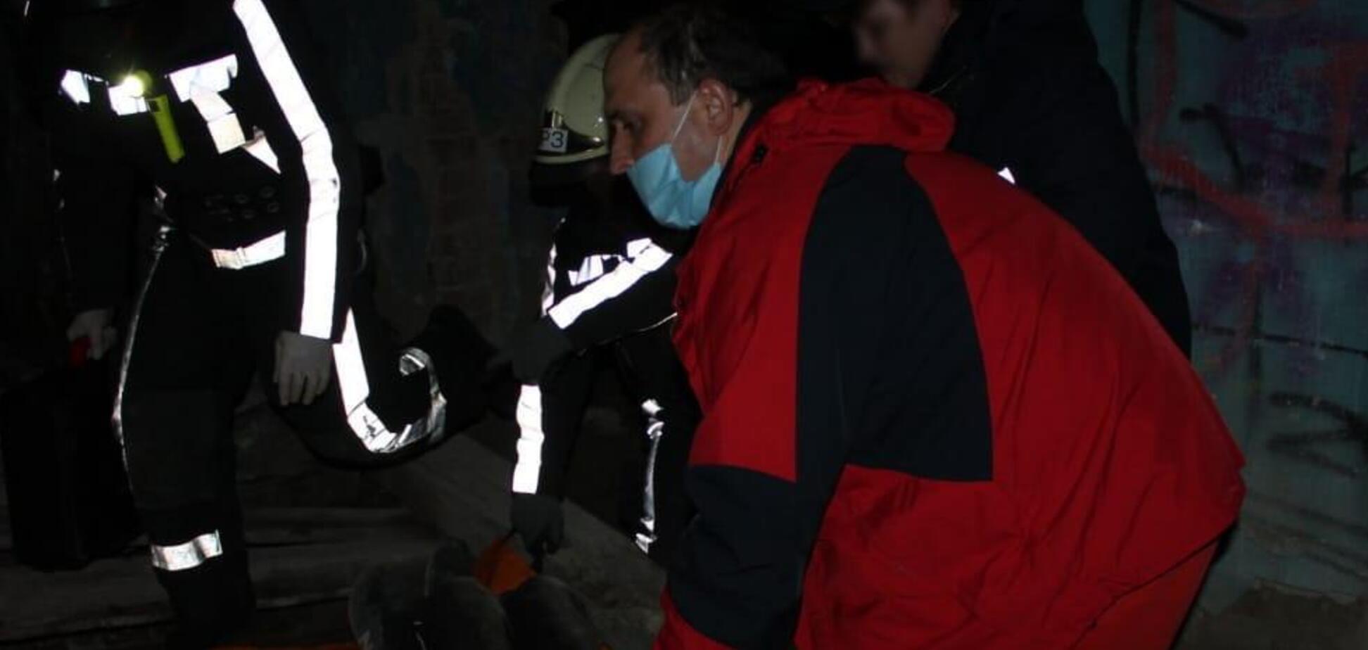 Для порятунку підлітка привернули рятувальників
