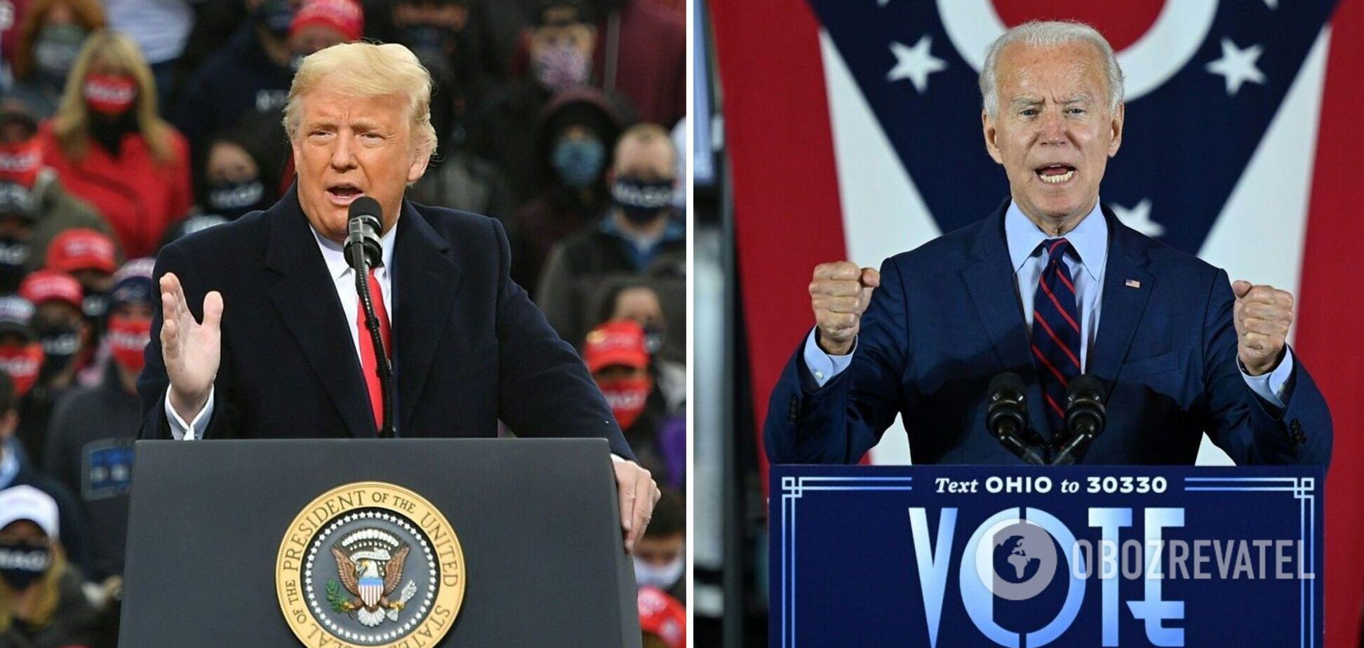 Джо Байден може виграти президентські вибори в США