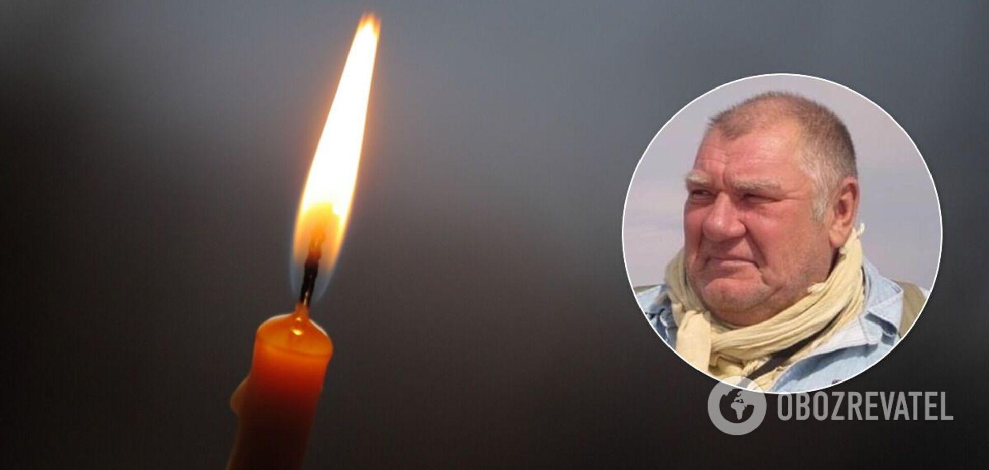 У Бердянську від коронавірусу помер журналіст Олександр Стариков