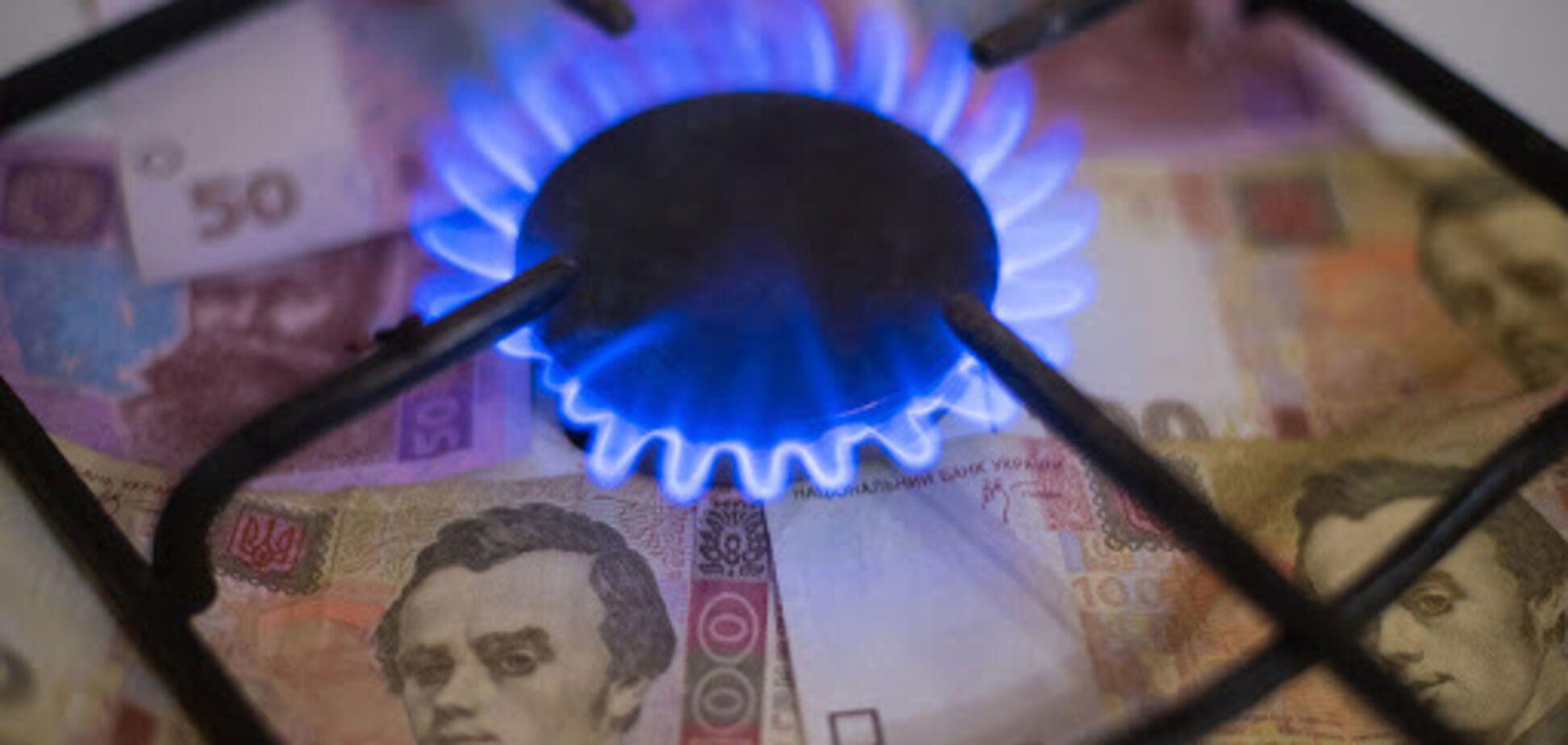Потребители природного газа жалуются на отсутствие 'газового кода' в платежках от облгаза