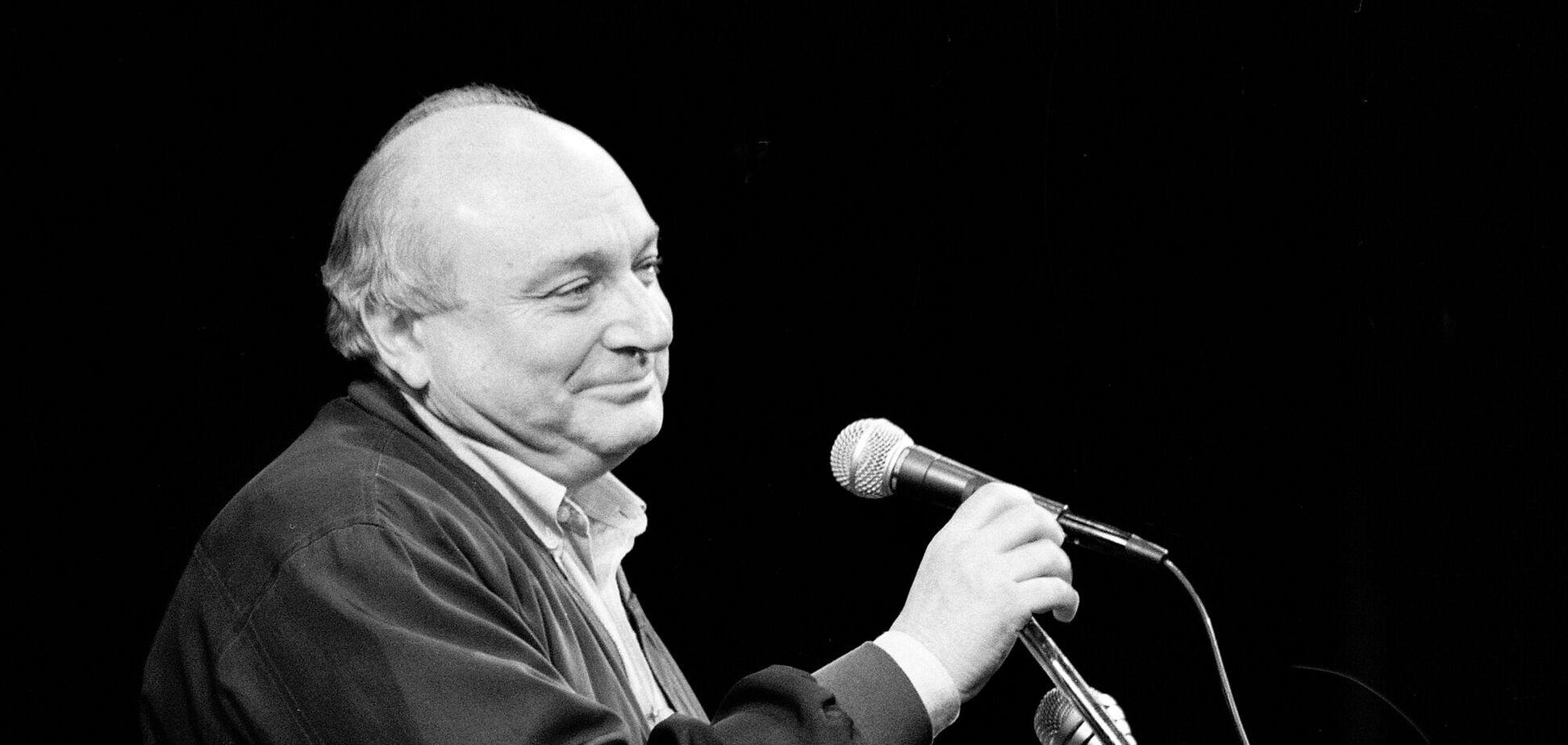 Сатирик Жванецький помер на 86 році життя