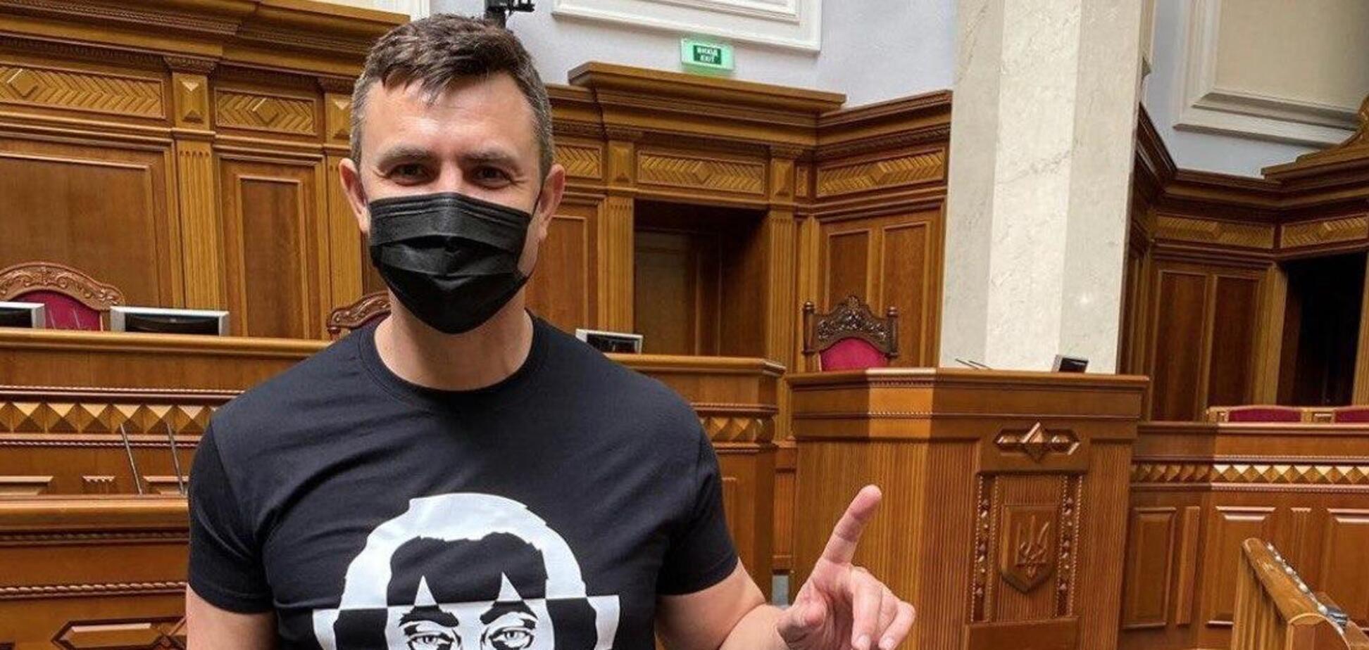 Тищенко считает, что в парламенте сохранилась негативная аура