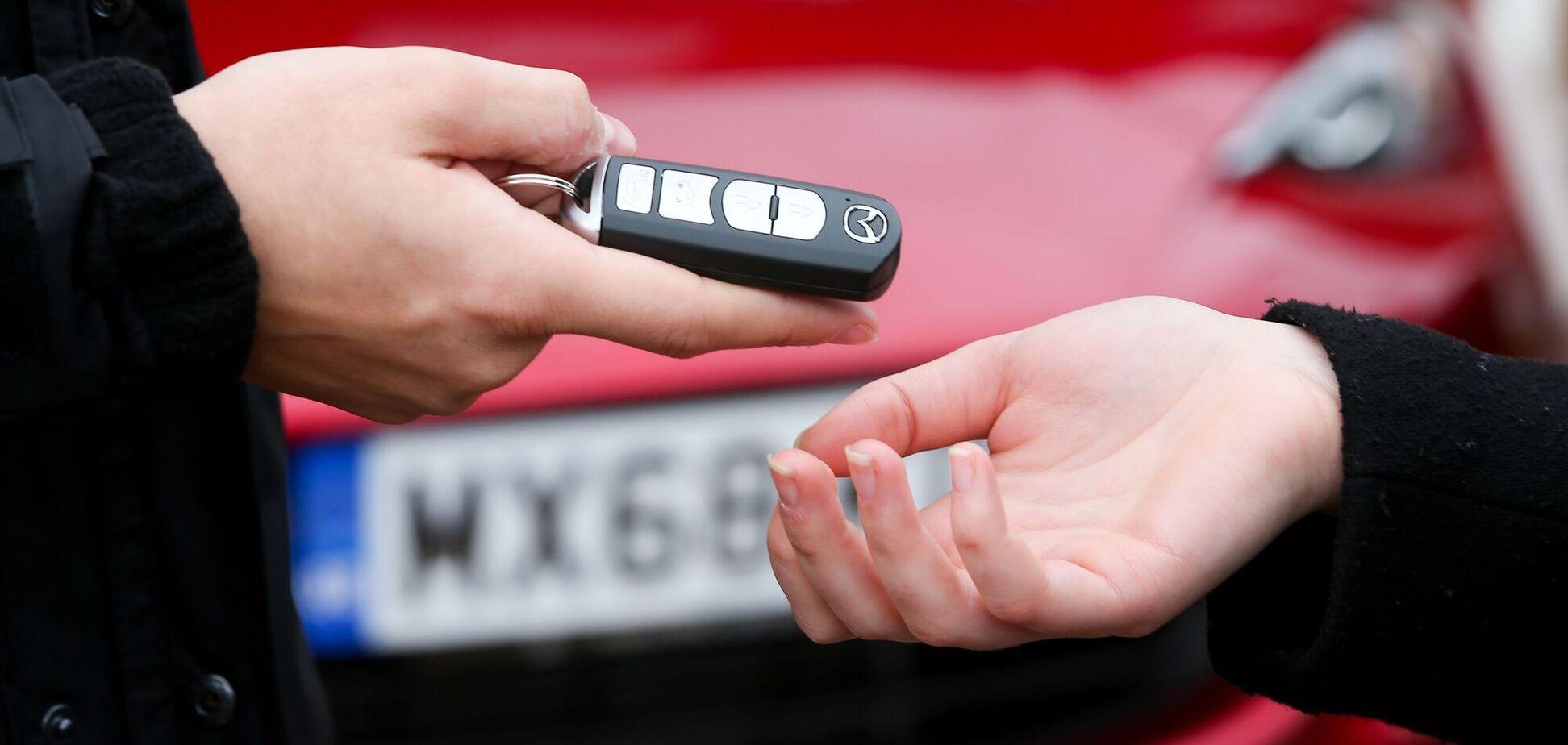 В октябре украинцы купили рекордное количество новых авто