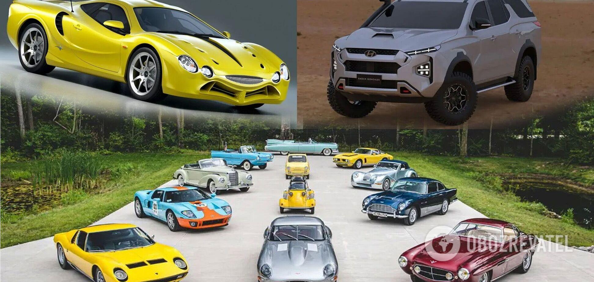 Колекція ретро за $ 44 млн, авто за ціною iPhone 12, конкуренти Land Cruiser: дайджест тижні