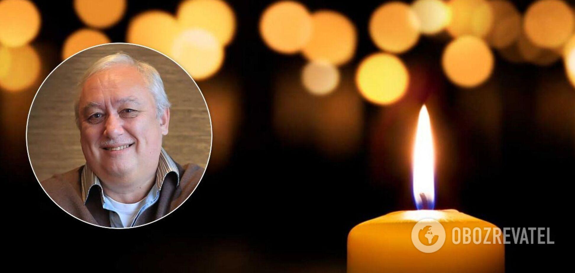 Умер известный украинский кинопродюсер Минзянов