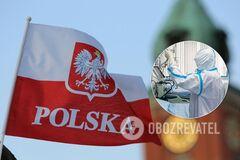 В Польше ввели жесткий карантин из-за рекорда по COVID-19