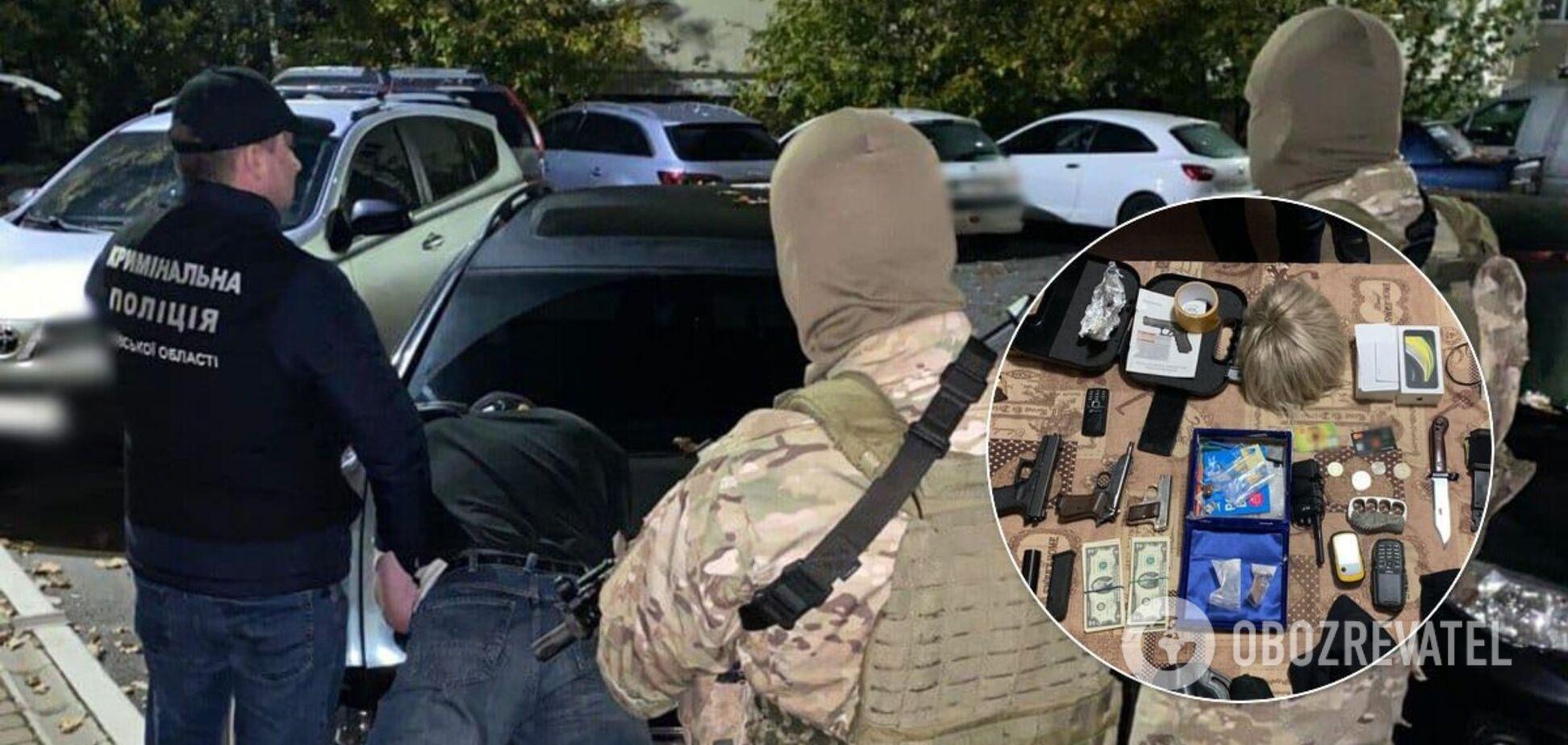 На Київщині викрали й катували місцевого підприємця, вимагаючи 2 млн дол