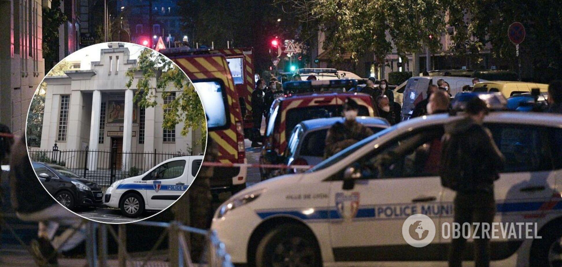 Підозрюваний у нападі на священника в Ліоні затриманий
