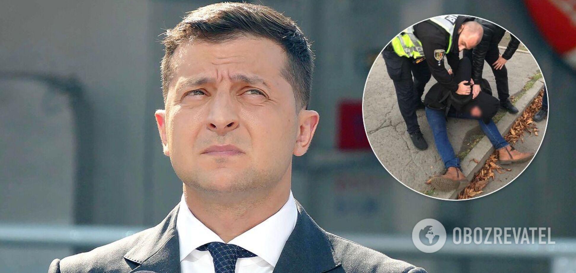 Зеленський назвав вбивство в Кривому Розі 'тероризмом'
