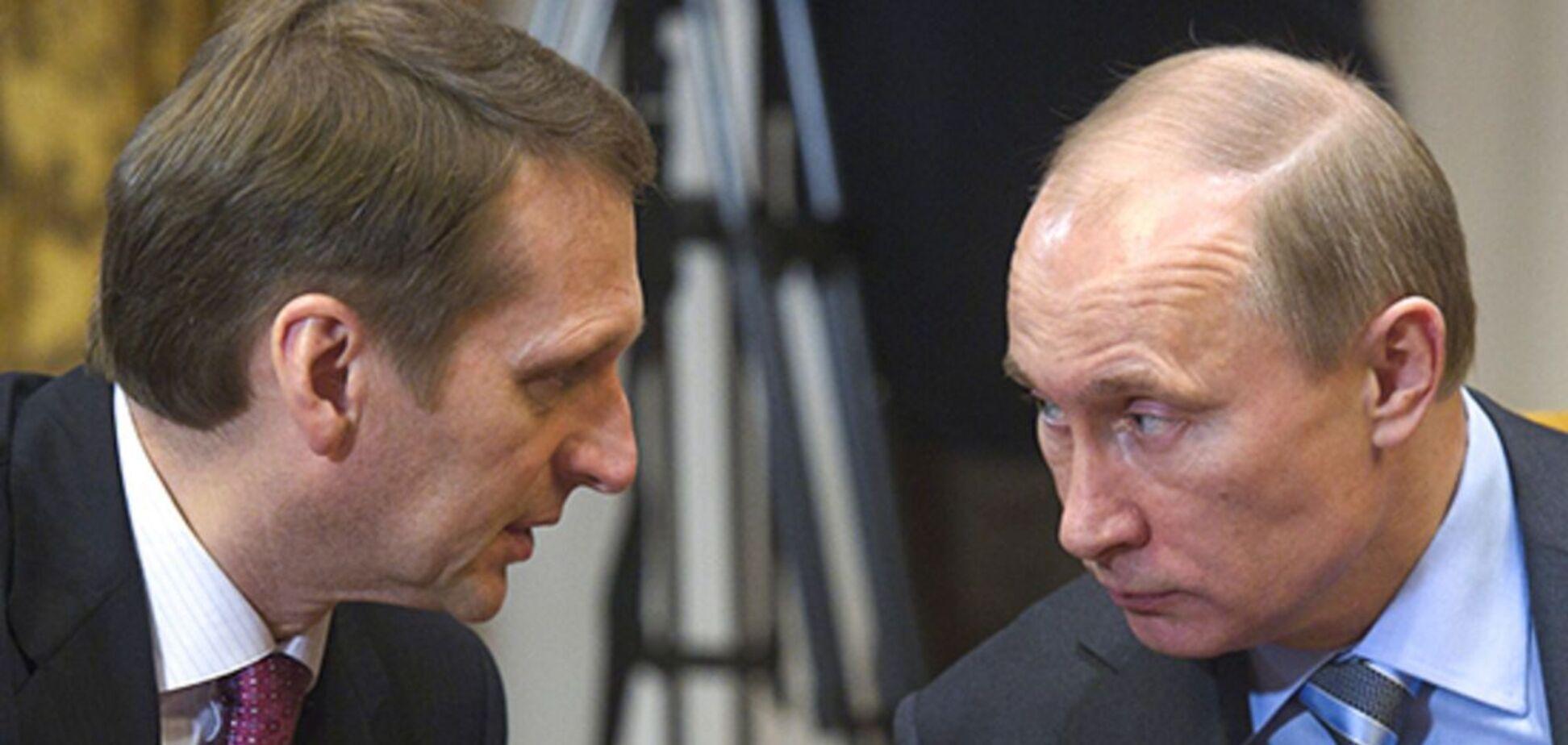 Конспирология вместо политики. Почему активизировался Нарышкин, который угрожал Украине?
