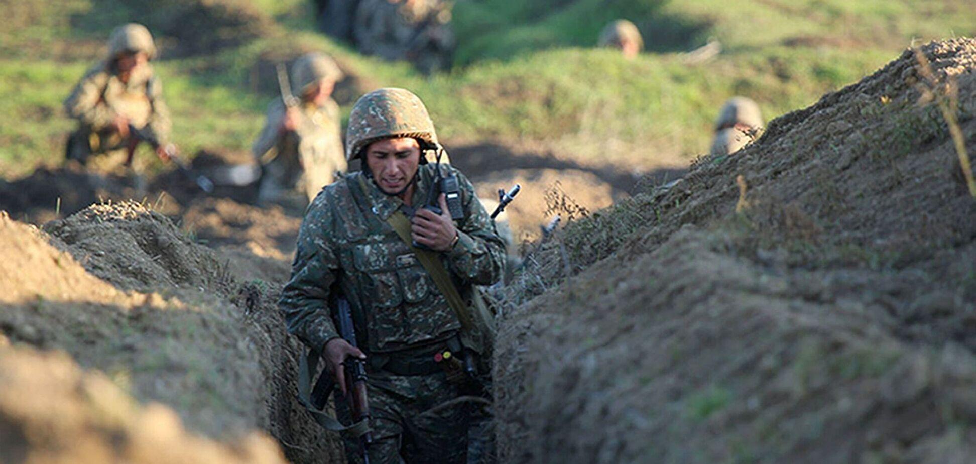 Азербайджан спростував тезу 'війна на Донбасі не має військового рішення'
