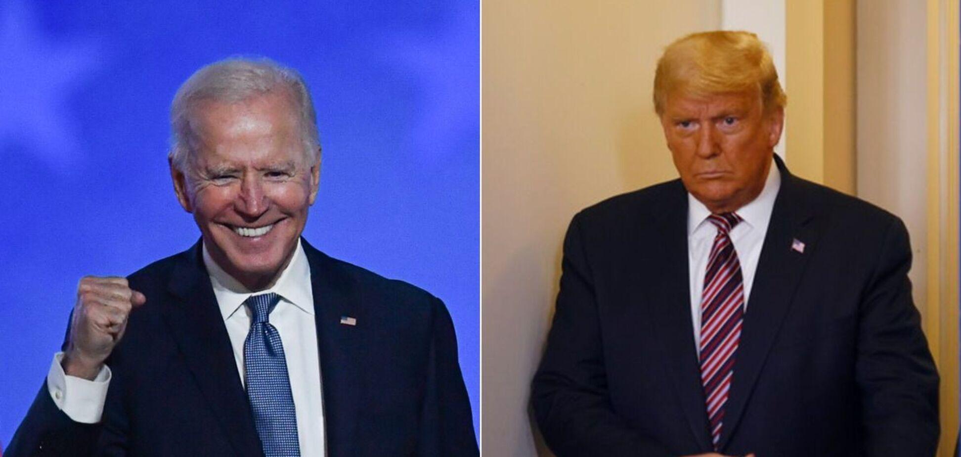 Америка vs Трамп: как президент США встретил поражение на выборах