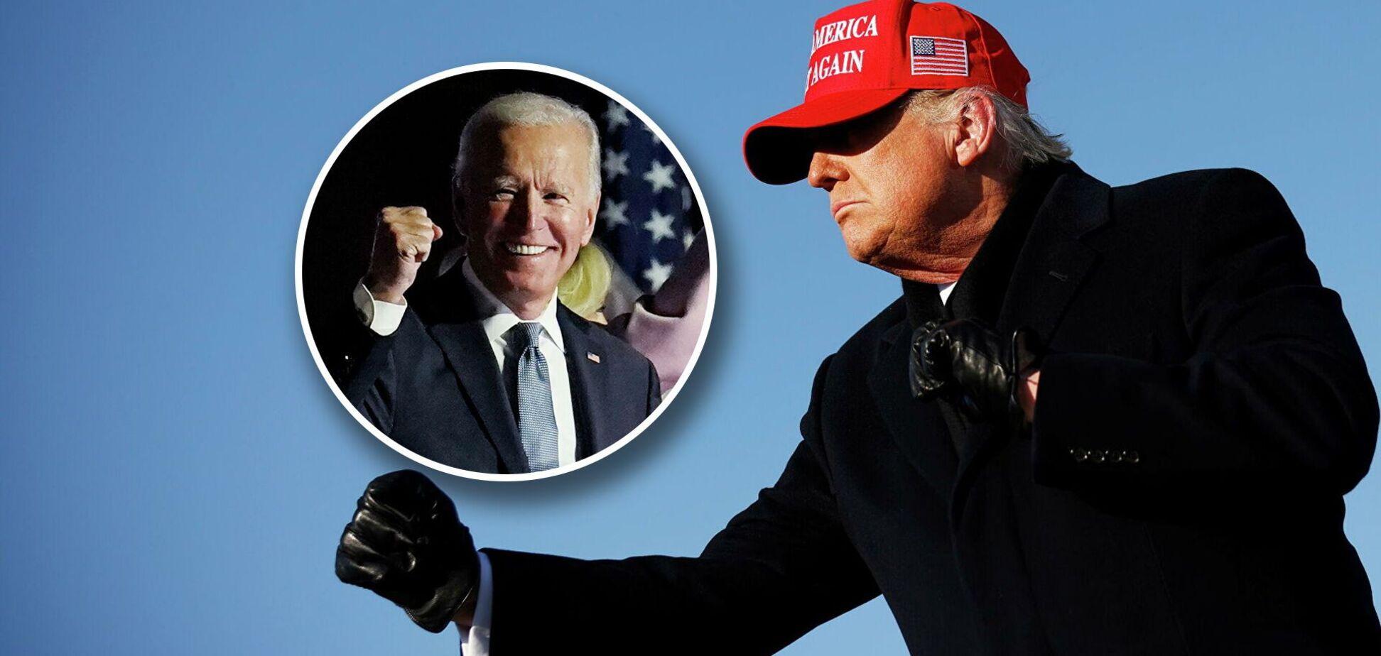Джо Байден переміг на виборах в США