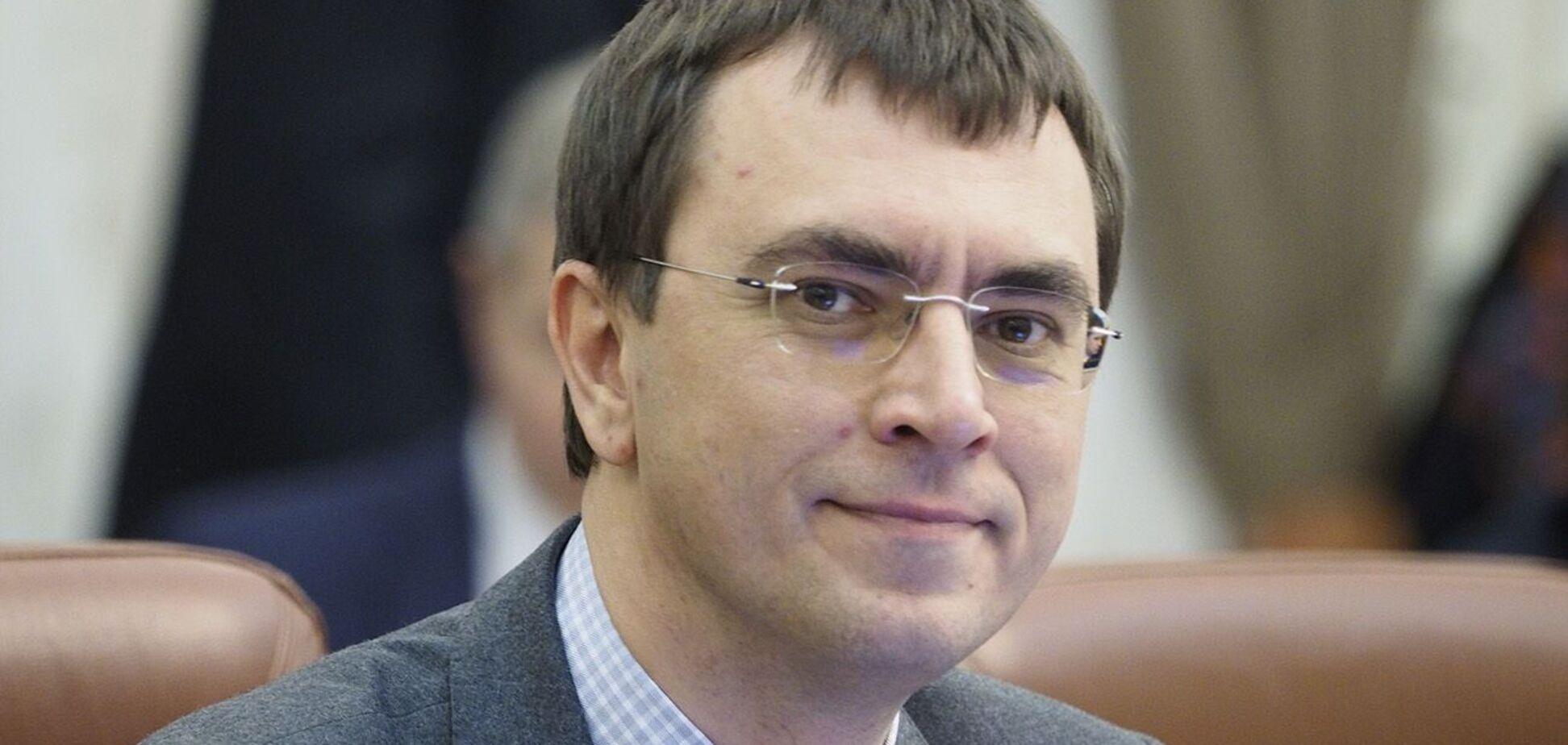 Владимир Омелян заявил о неэффективности работы Наблюдательного совета УЗ