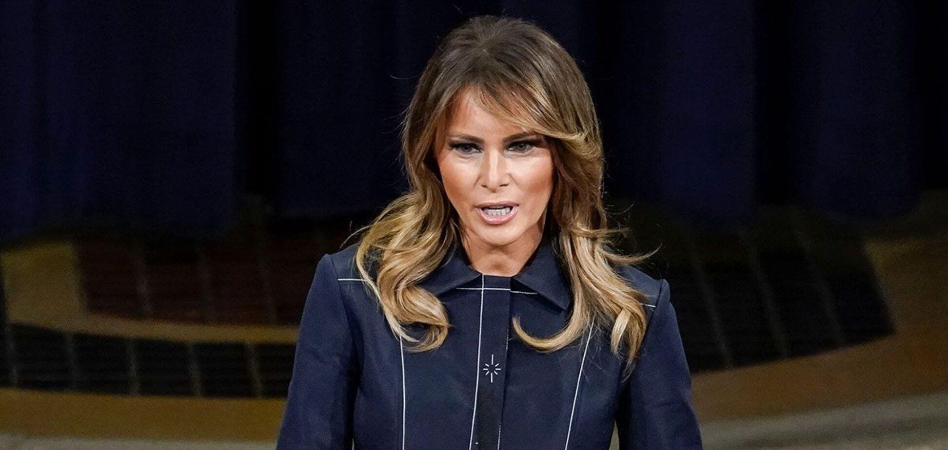 П'ять гучних скандалів Меланії Трамп
