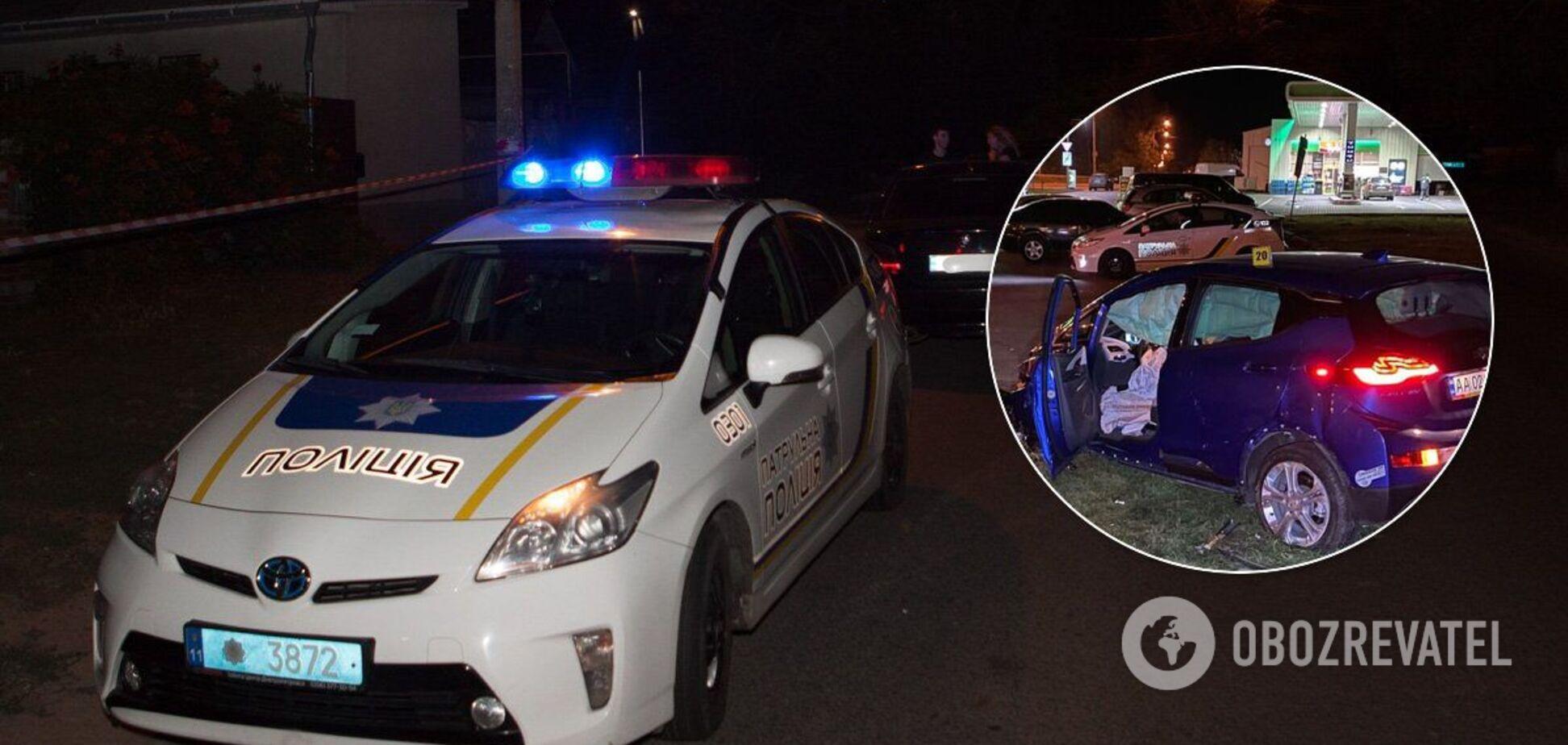 У Києві автомобіль збив жінку