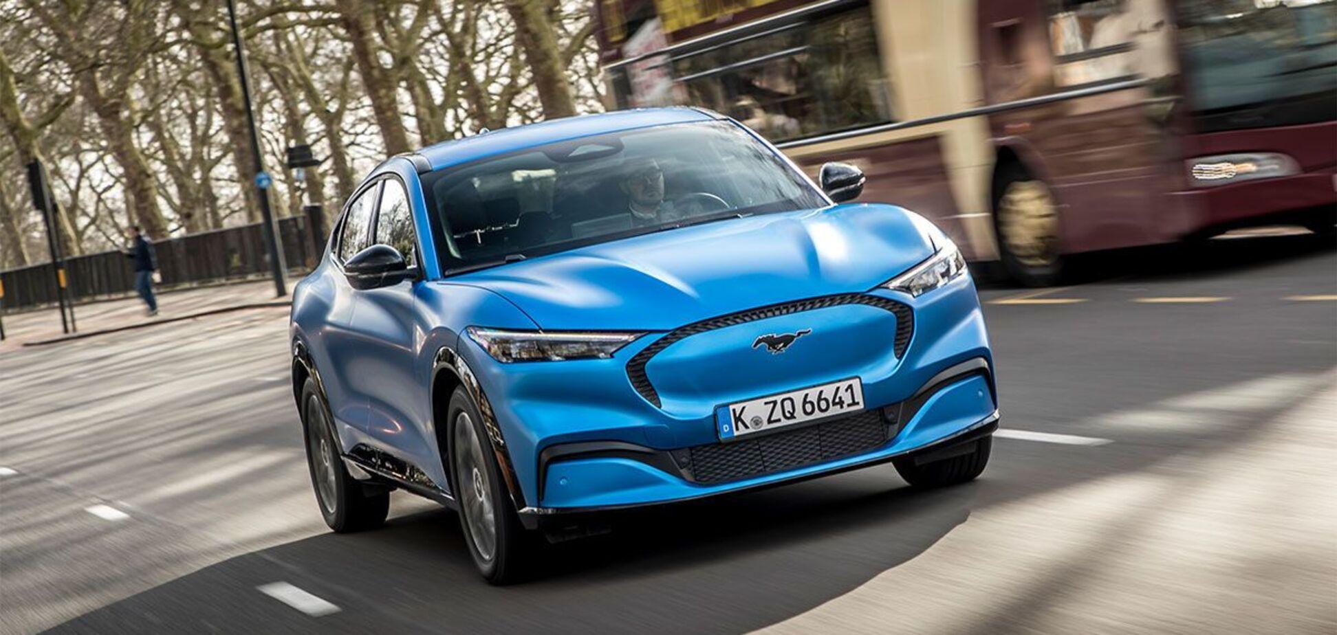 Ford анонсировал доступный электрокар за $20 000