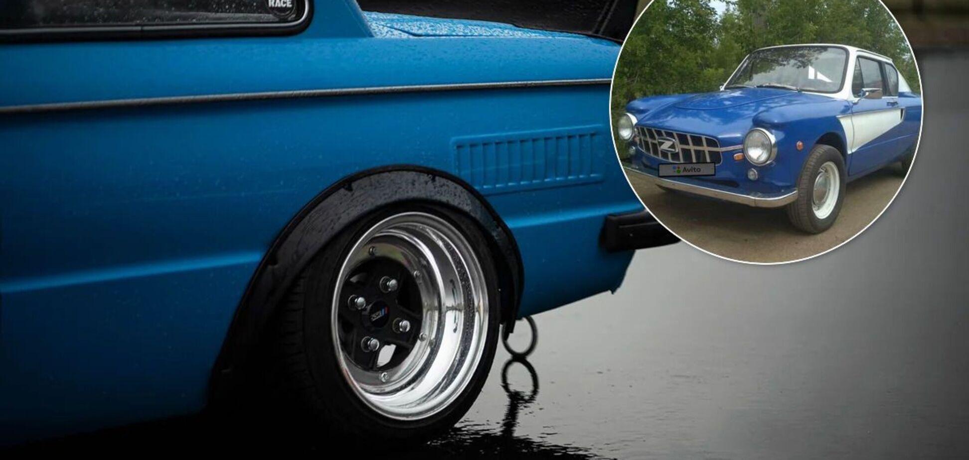 Уникальный спорткар ЗАЗ оценили как новый Renault Logan