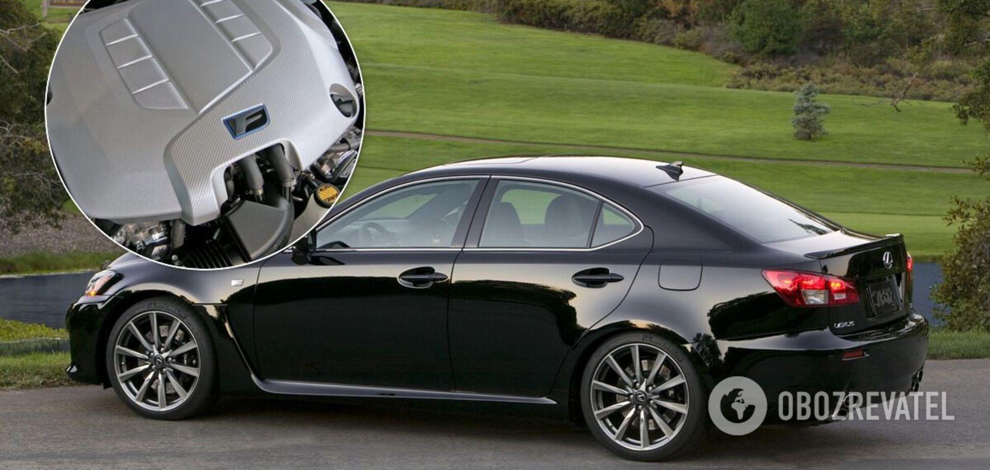 Двигатель Toyota удивил своим состоянием после 350 000 км резкой езды