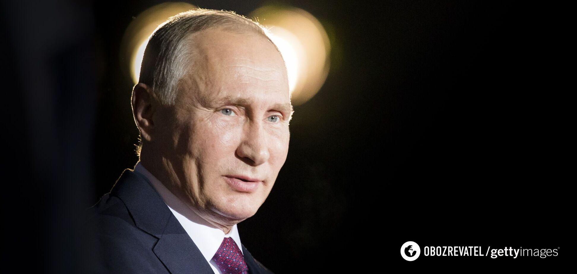 Конспірологічні версії про хвороби Путіна