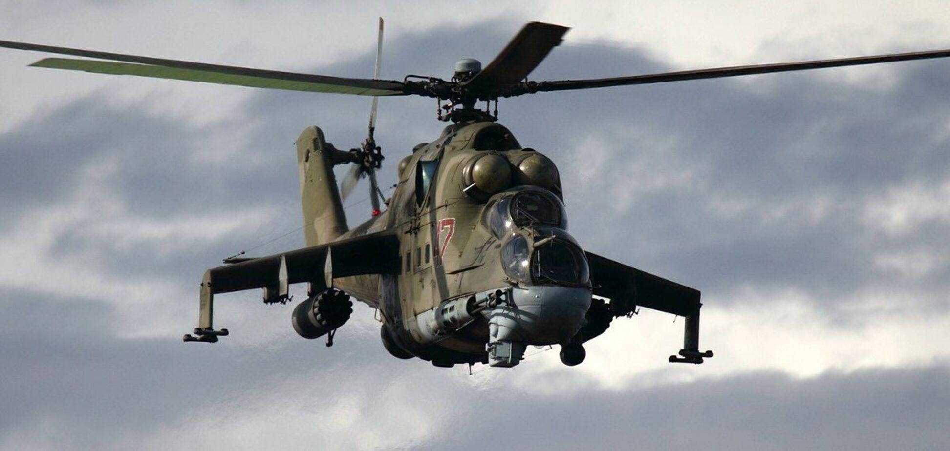 Азербайджан визнав, що збив російський вертоліт і вибачився