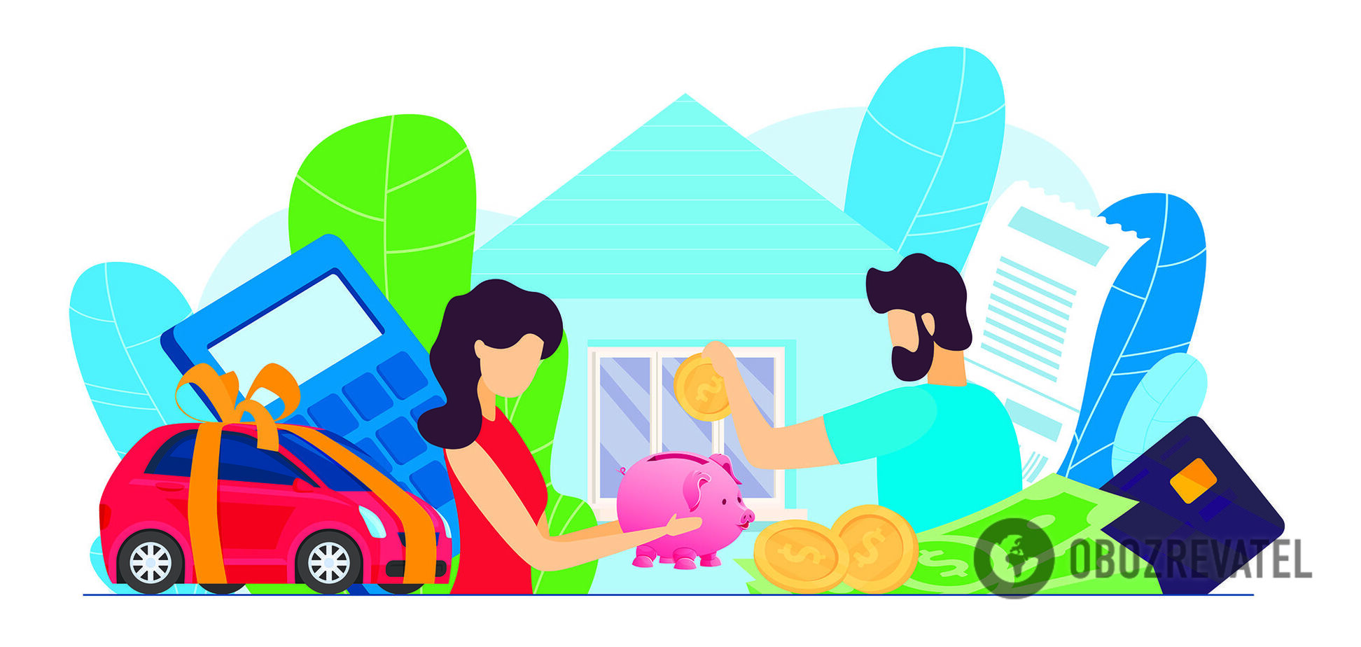 Школа фінансової грамотності: правила розумного поводження з грошима