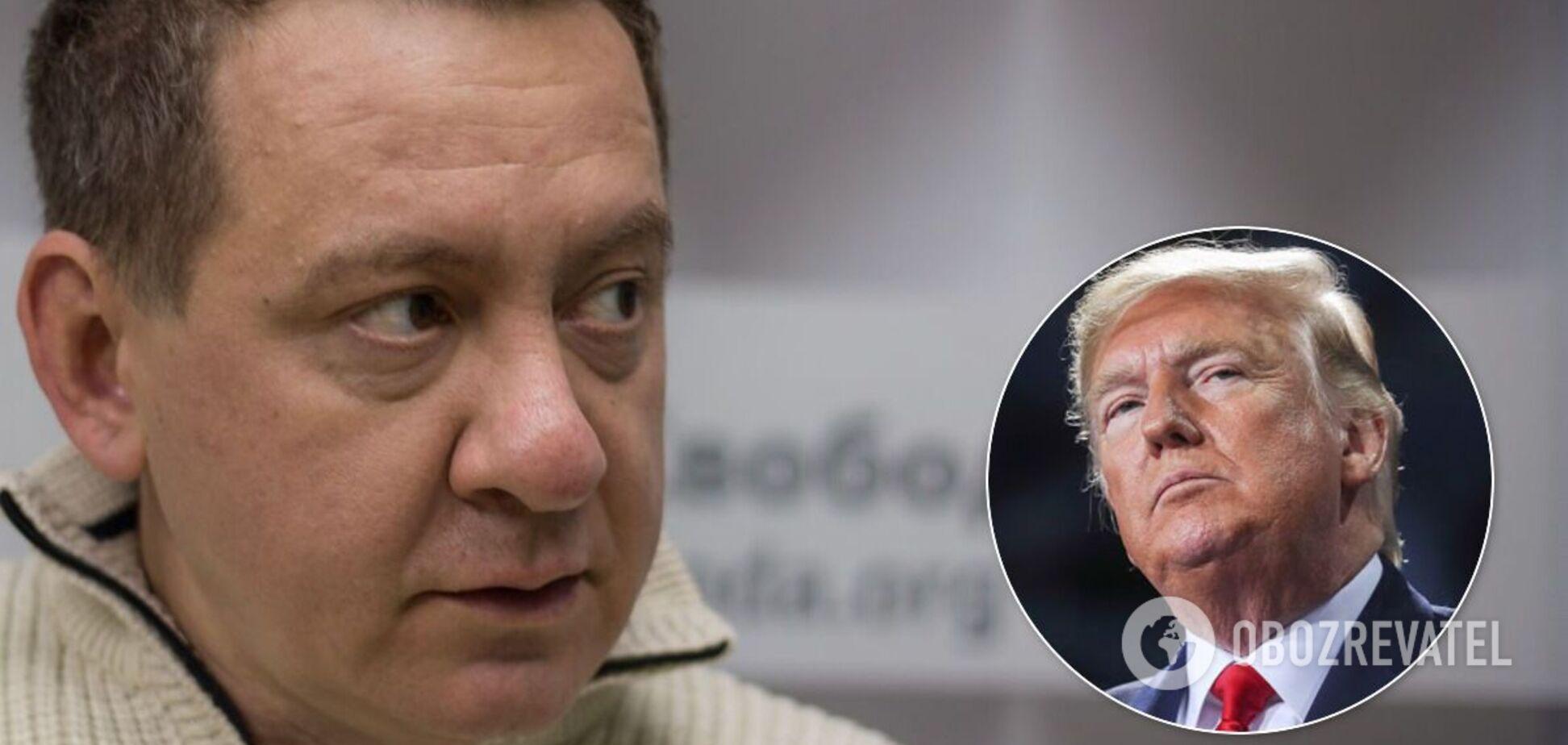 Муждабаєв назвав Трампа підлеглим Путіна