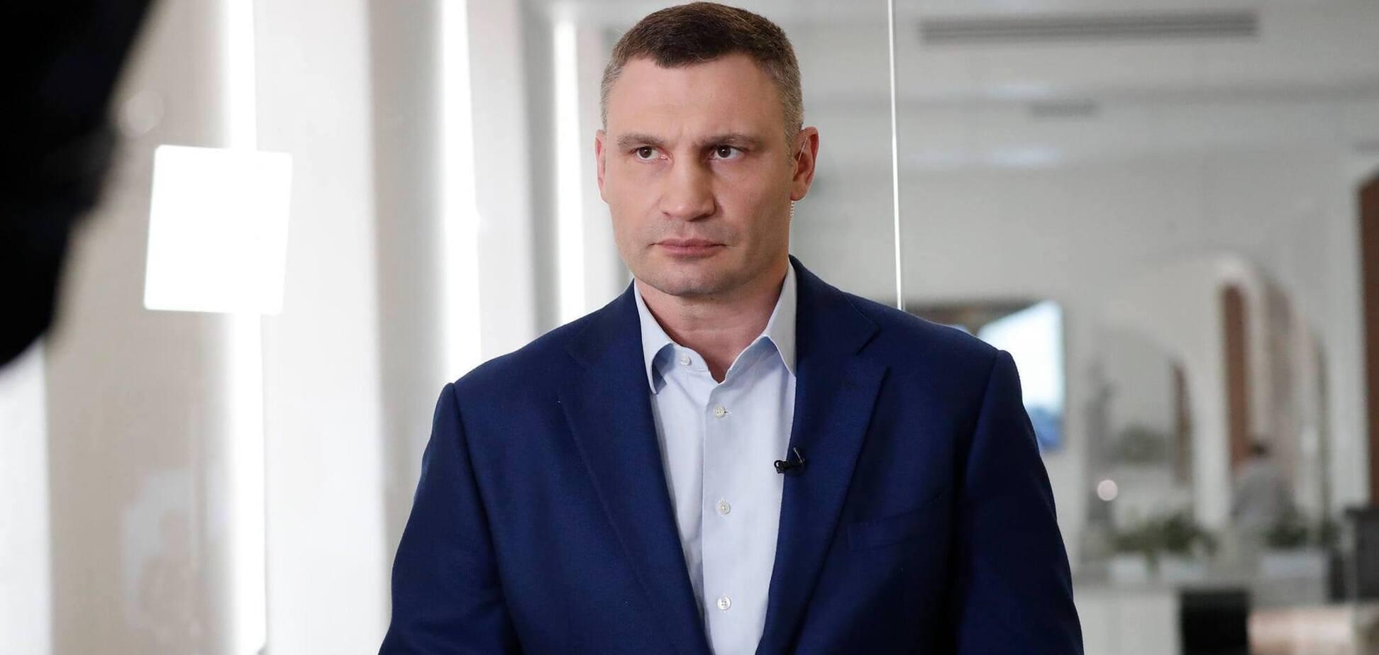 Кличко принял присягу мэра и предложил создать 'большую коалицию' вКиевсовете