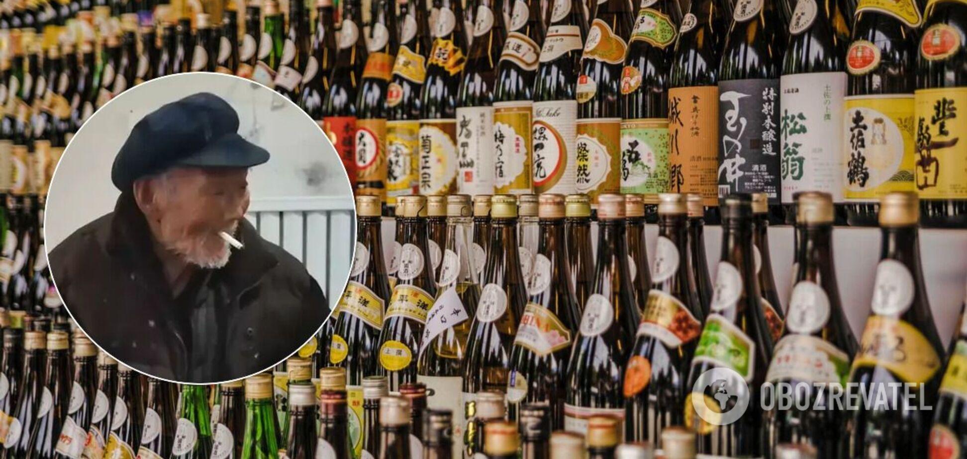 Чжан Кэминь называет алкоголь и табак самой большой страстью своей жизни