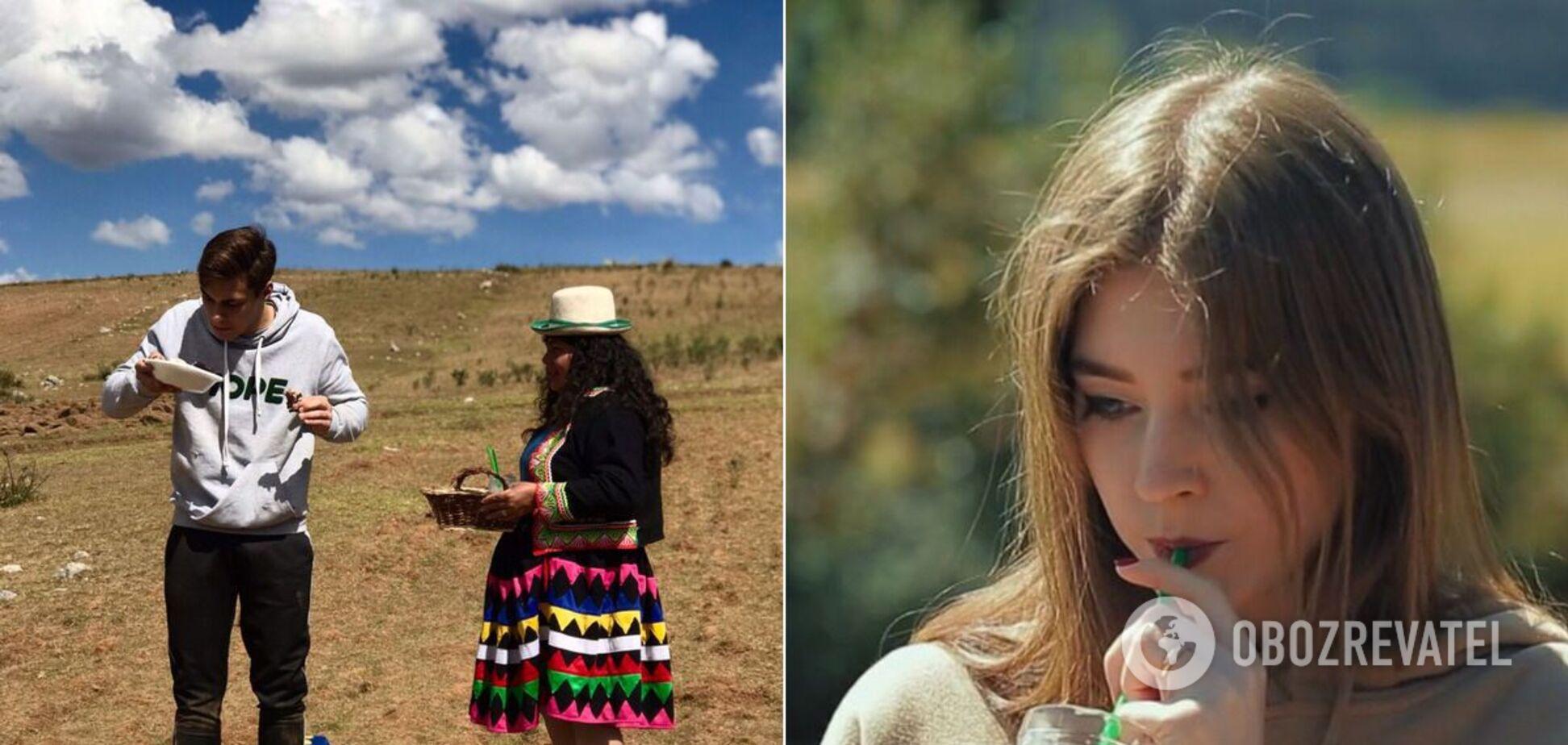Украинцы рассказали о необычных деликатесах в Перу