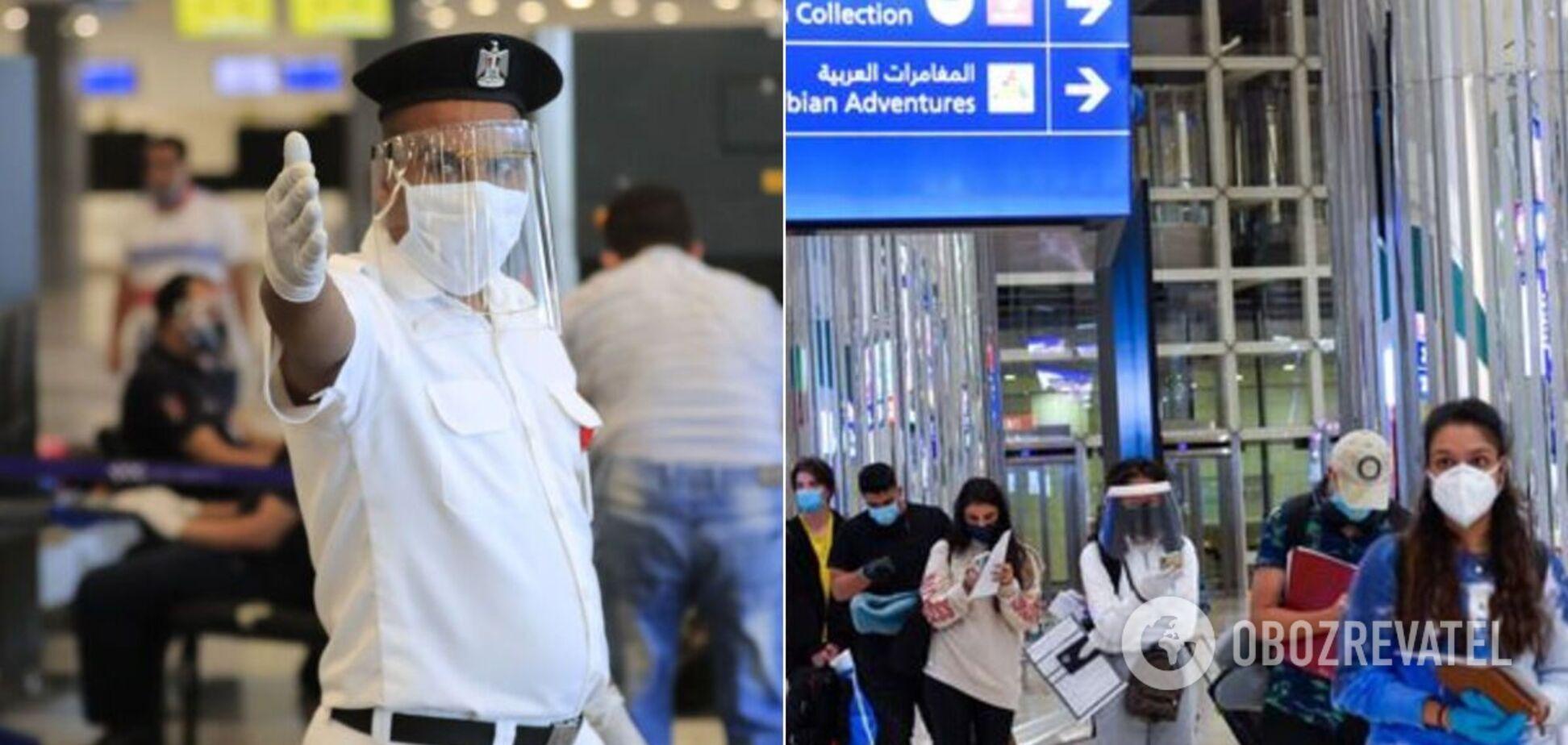 З 1 грудня в Єгипті посилюють вимоги до довідок про коронавірус: коментарі фахівців