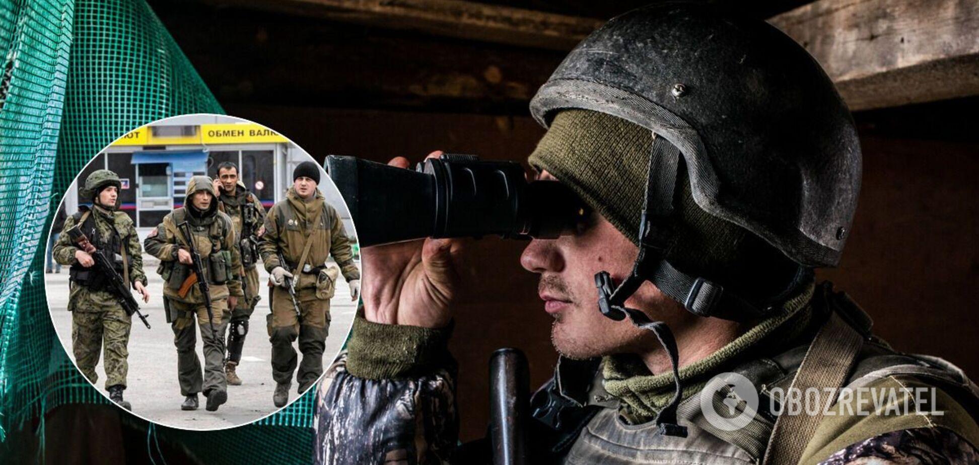 Розвідка дізналася, скільки найманців Росії воює на Донбасі