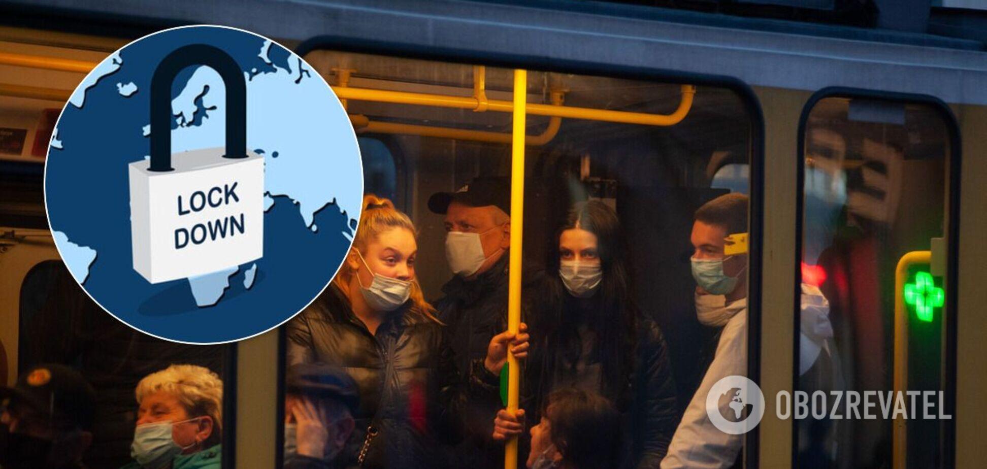 Експерт МОЗ Дубров запропонував обмежити роботу транспорту в Києві