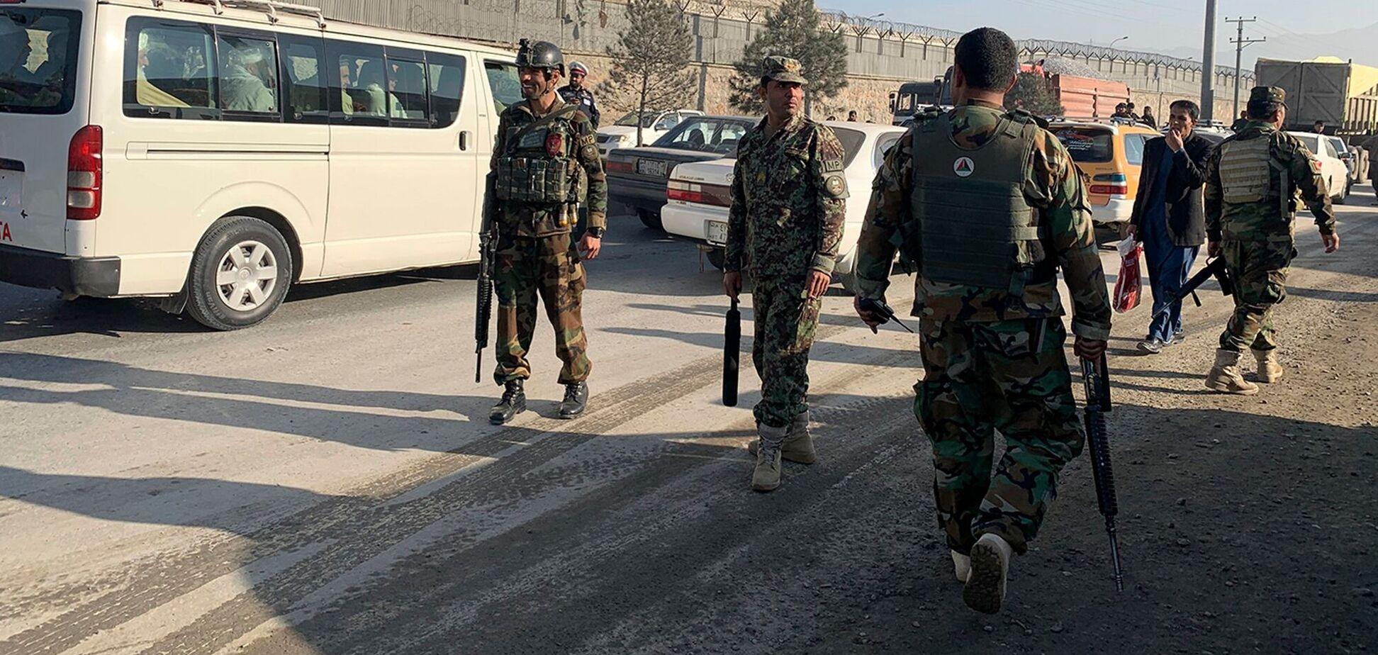 В Кабуле подорвался автомобиль российской дипмиссии