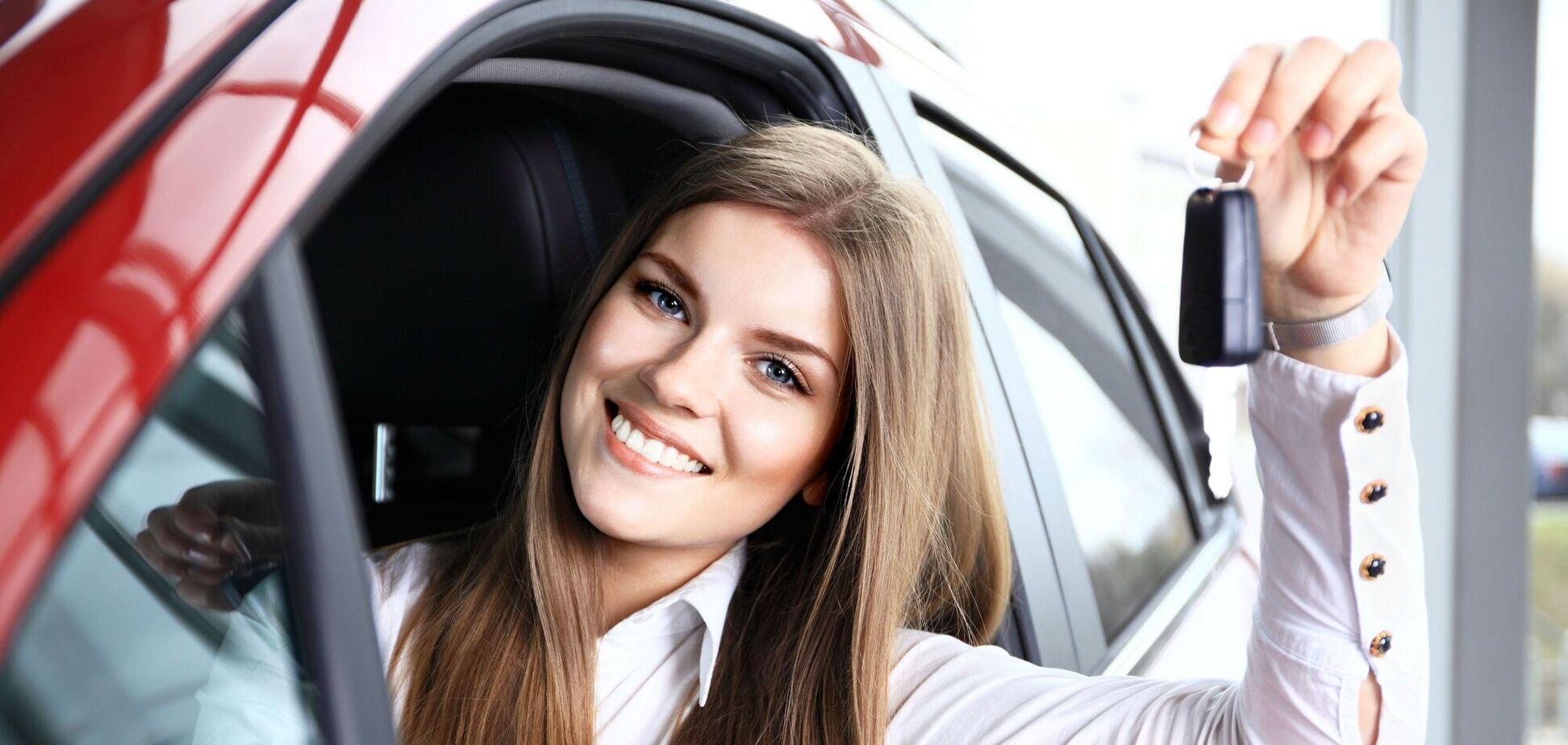 Попит на нові автомобілі в Україні впав на 16%