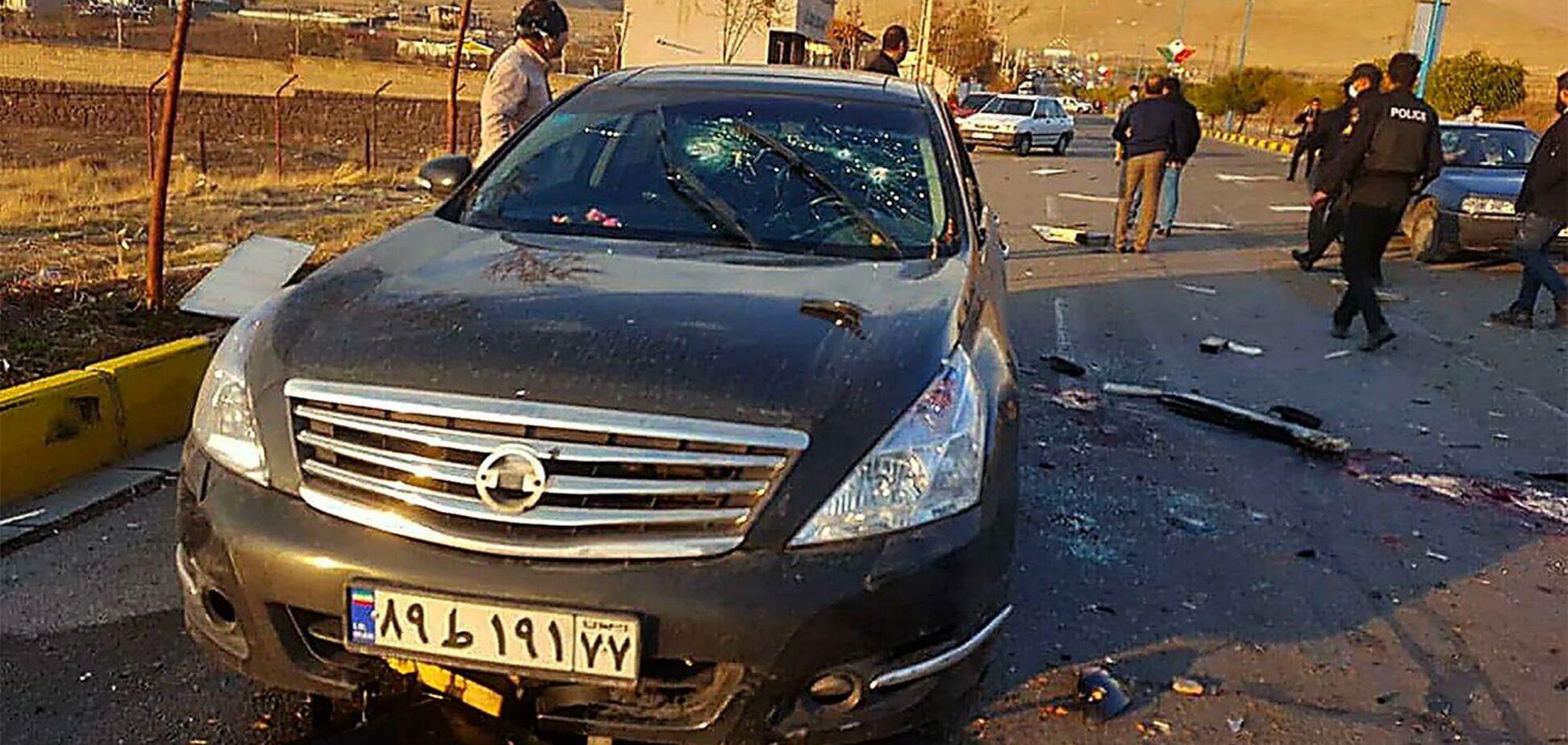 В Тегерані вбито фізик-ядерника Мохсена Фахрізаде