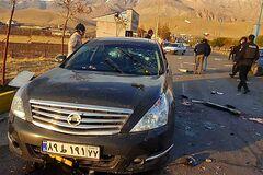 В Тегеране убит физик-ядерщик Мохсен Фахризаде