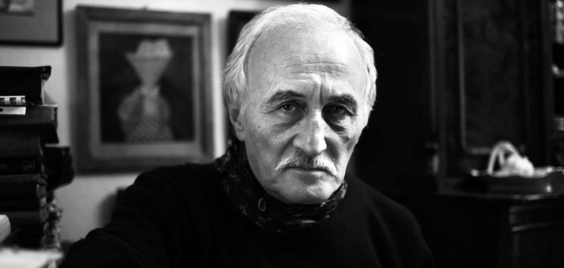 Відомий грузинський режисер Олександр Рехвіашвілі помер від COVID-19