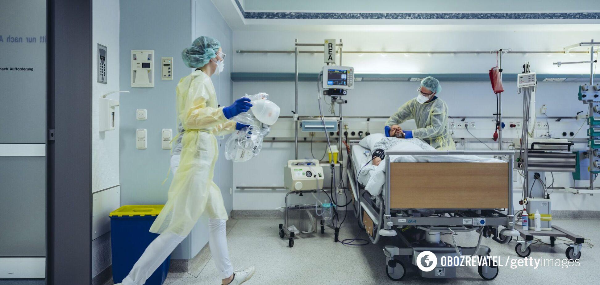 жителька Дніпра розповіла про лікування COVID-19 в лікарні