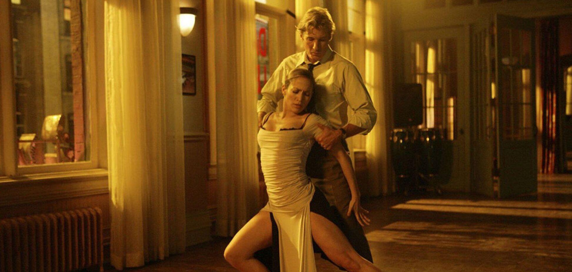 Кадр з фільму 'Давай потанцюймо'