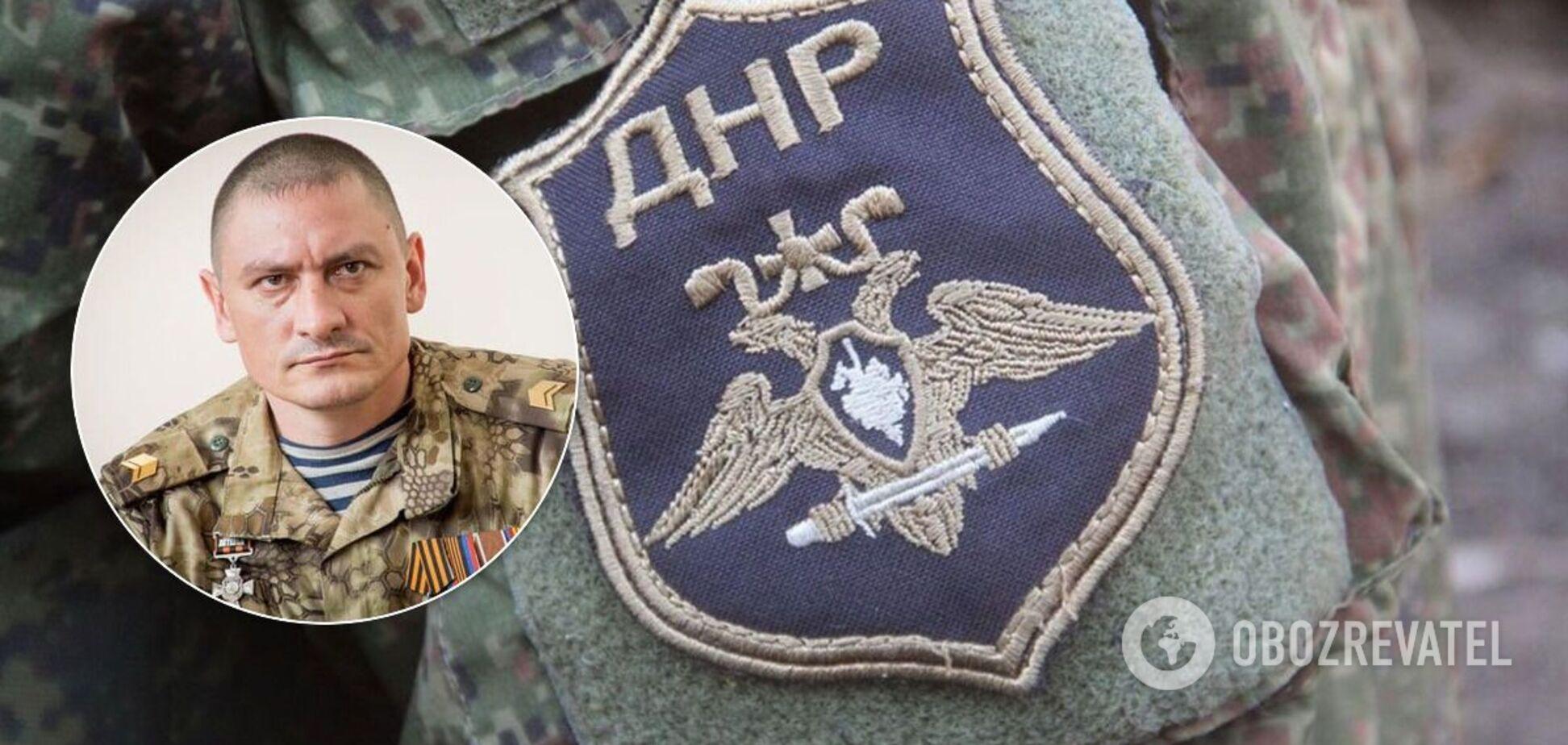 Террорист Андрей Белоусов