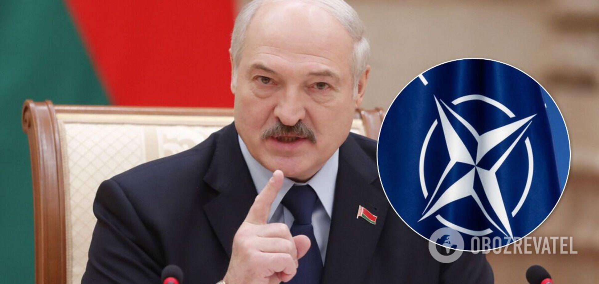 Лукашенко обвинил НАТО в попытке 'убаюкать' его и предупредил военных. Видео